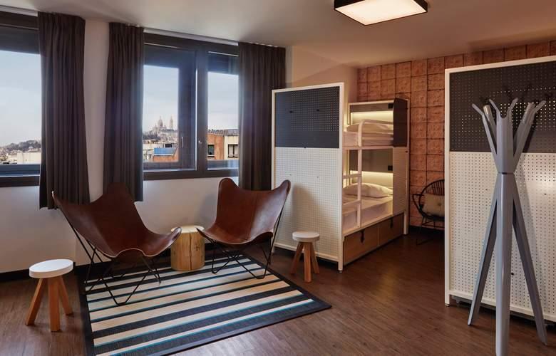 Generator Hostels Paris - Room - 2