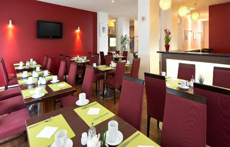 Leonardo Hotel Frankfurt City Center - Restaurant - 22