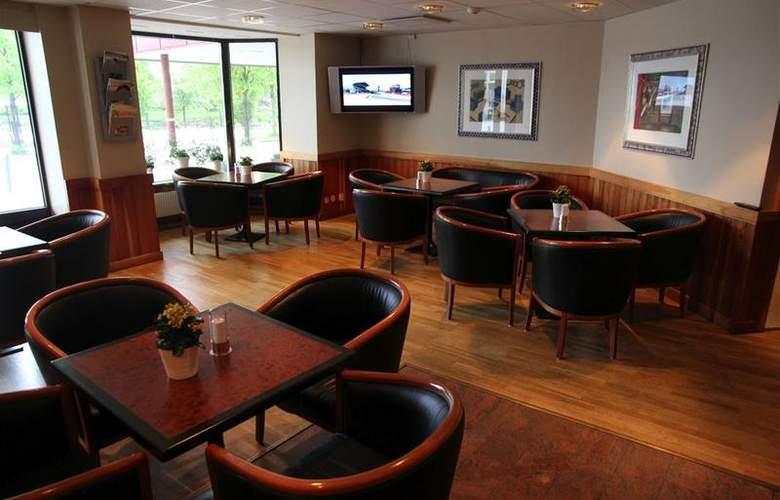 BEST WESTERN Hotel Halland - Bar - 18
