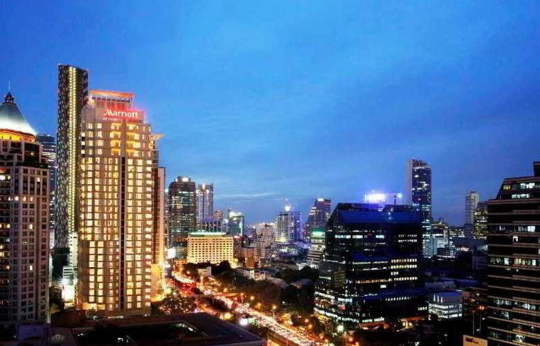 Marriott Executive Apartment Sathorn Vista Bangkok - Hotel - 0