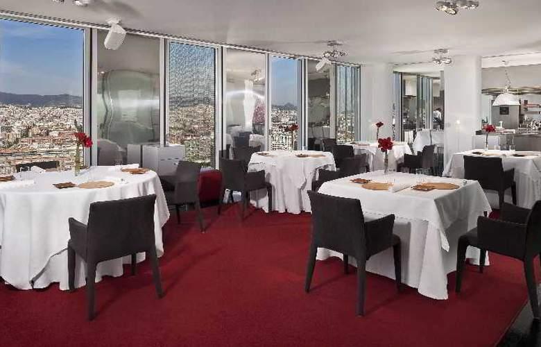 Meliá Barcelona Sky  - Restaurant - 29
