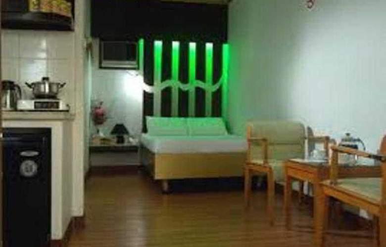Tri-Place Hotel Quezon - Room - 10