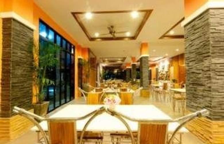 San Sabai Patong Resort - Restaurant - 12