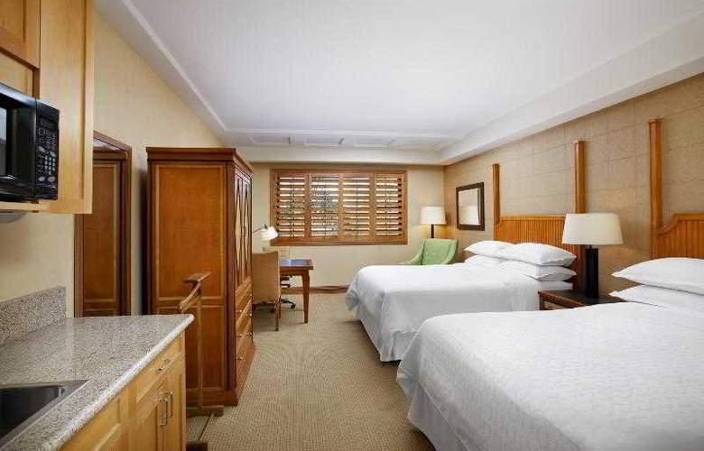Sheraton La Jolla Hotel - Room - 8