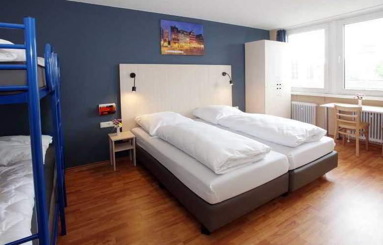 A&O Frankfurt Galluswarte Hotel - Room - 23