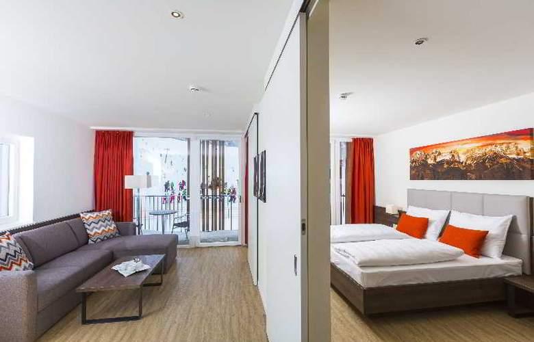 lti alpenhotel Kaiserfels - Room - 7