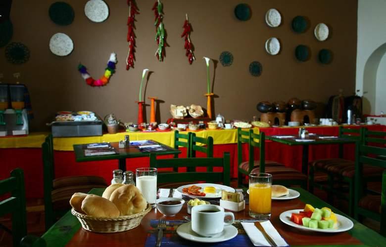 Casa Andina Classic Cusco Catedral - Restaurant - 2