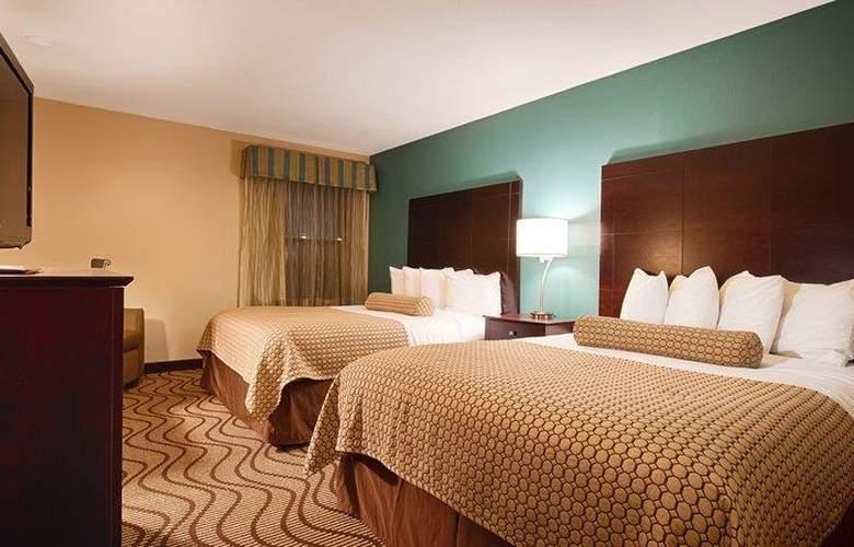 Best Westeren Plus Lonoke Hotel - Room - 21
