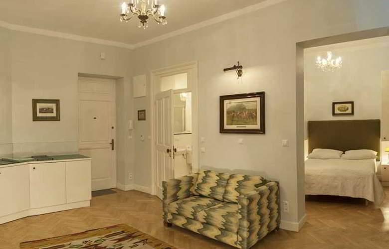 Crystal Suites Old Town - Room - 1