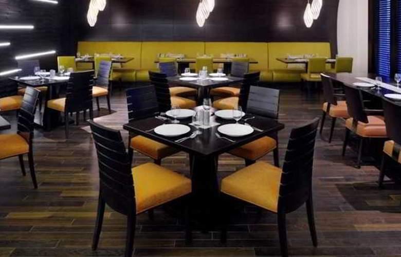 Dubai Marriott Hotel Al Jaddaf - Restaurant - 12