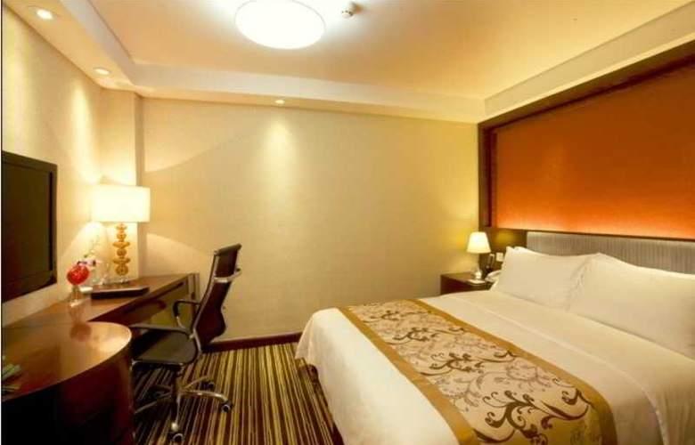 Leeden Hotel Chengdu - Room - 14