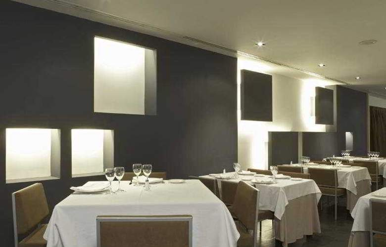 AC Ciudad de Pamplona - Restaurant - 11