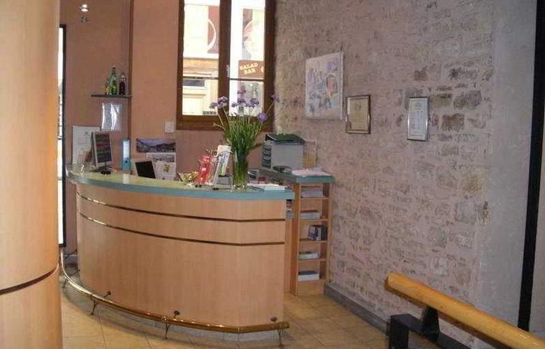 Interhotel au Patio Morand - General - 2