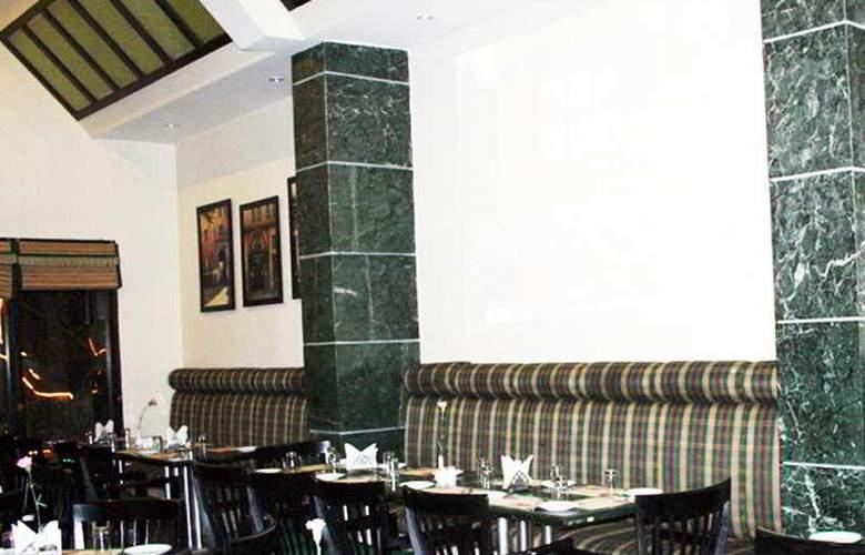 MK Hotel - Restaurant - 6