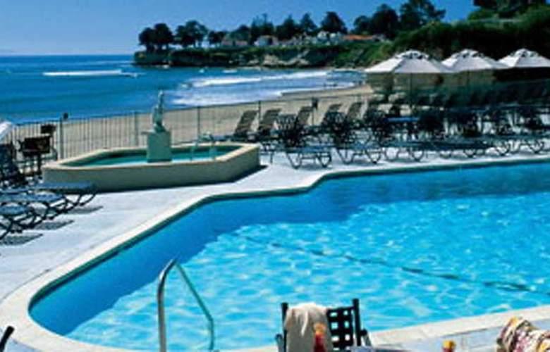 Santa Cruz Dream Inn - Pool - 4