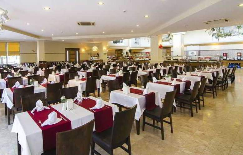 Garden Of Sun Hotel - Restaurant - 5