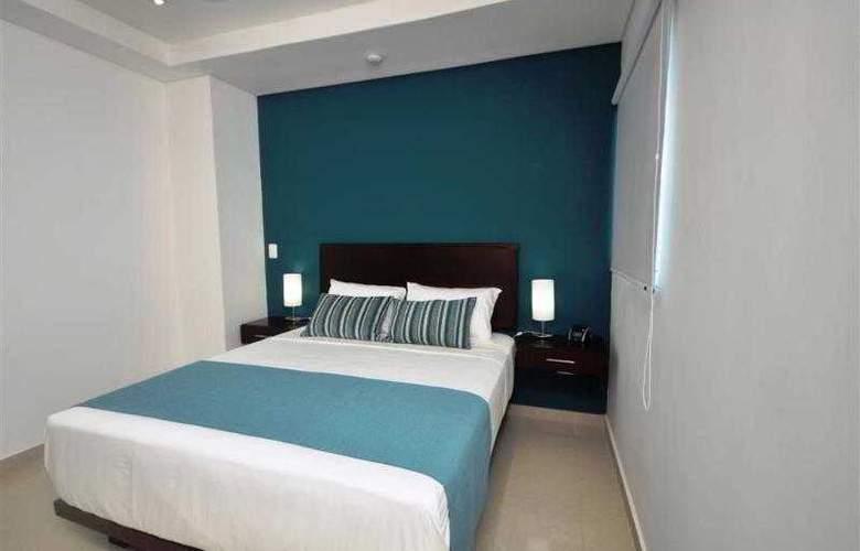 Hotel Avenida Buenos Aires - Room - 1