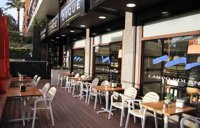 Hotel Conde Duque - Terrace - 3