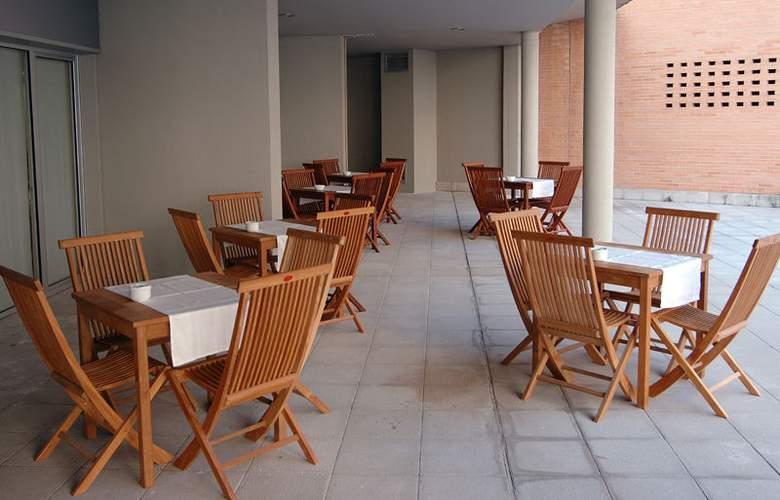 Eurostars Plaza Delicias - Terrace - 2