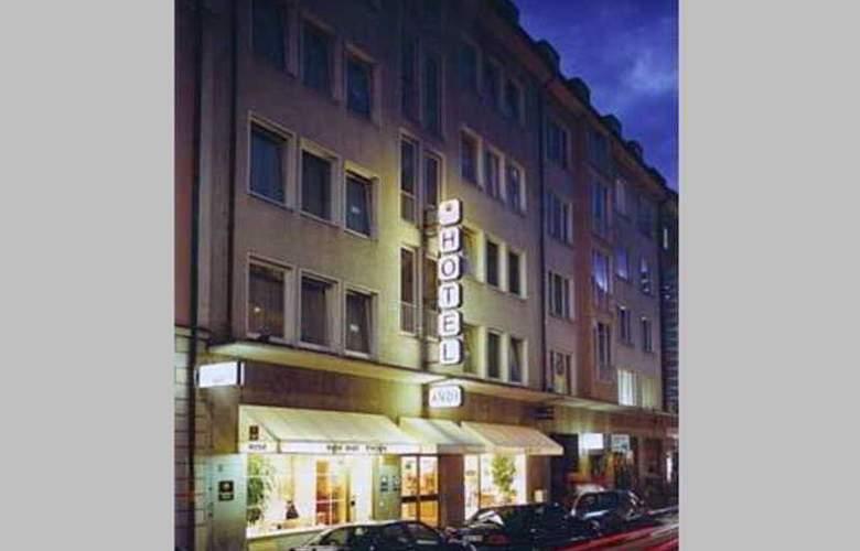 Comfort Hotel Andi Munich City Center - Hotel - 0