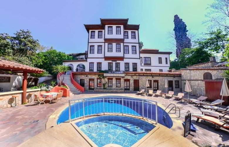 Argos Hotel - Pool - 8