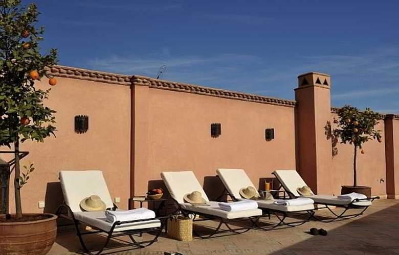Riad Le Jardin D´abdou - Restaurant - 0