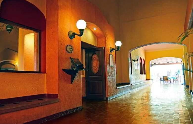 Villas Arqueologicas Cholula - Hotel - 12