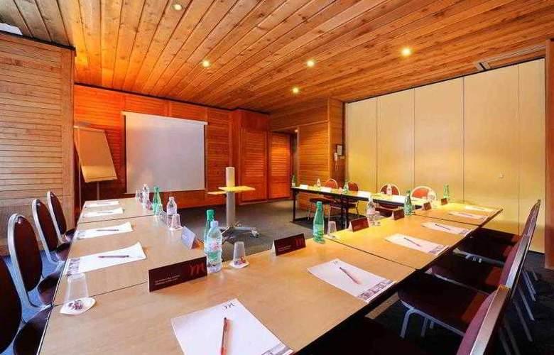 Mercure Chamonix Centre - Hotel - 8