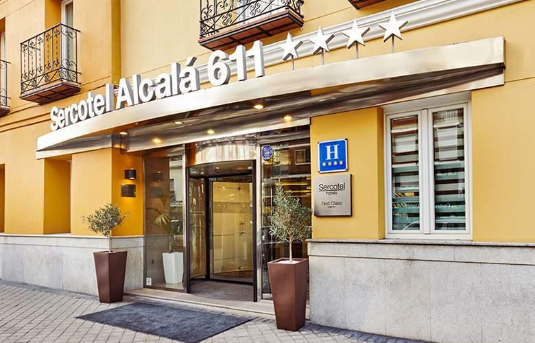 Sercotel Alcala 611  - Hotel - 0