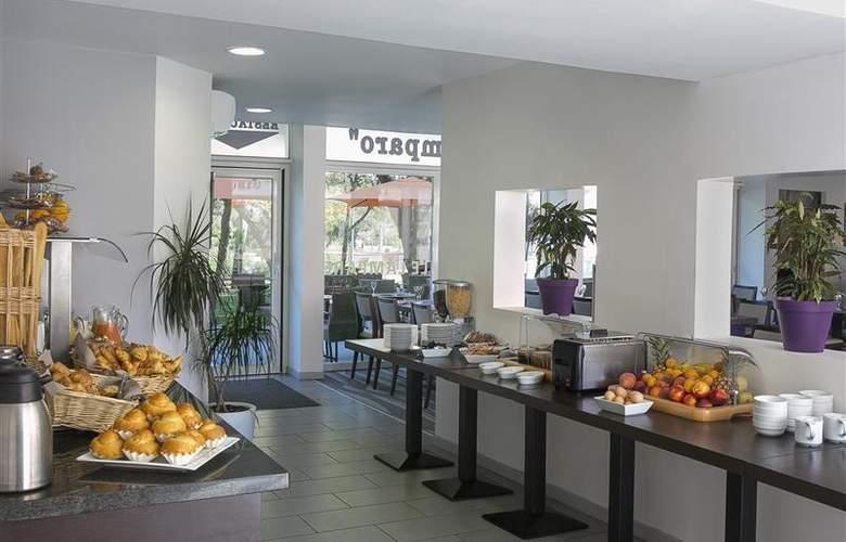 Best Western Paris Italie - Restaurant - 34