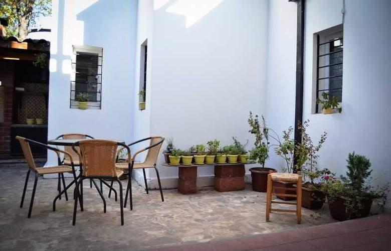 Don Santiago Providencia - Terrace - 4