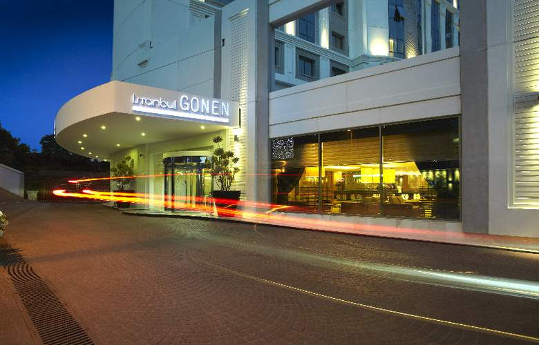 Istanbul Gonen Hotel - Hotel - 0