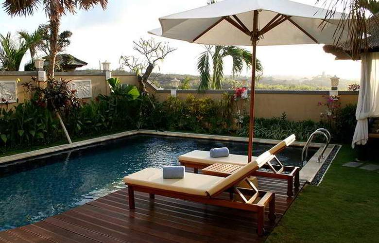 The Beverly Hills Bali - Pool - 5