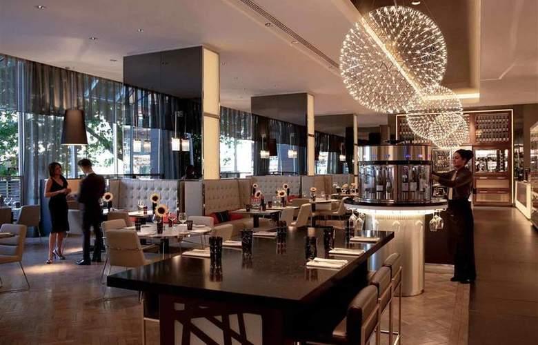 Pullman London St Pancras - Restaurant - 75