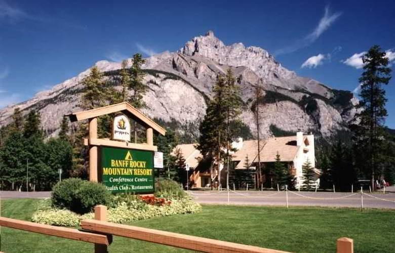 Banff Rocky Mountain Resort - Hotel - 3
