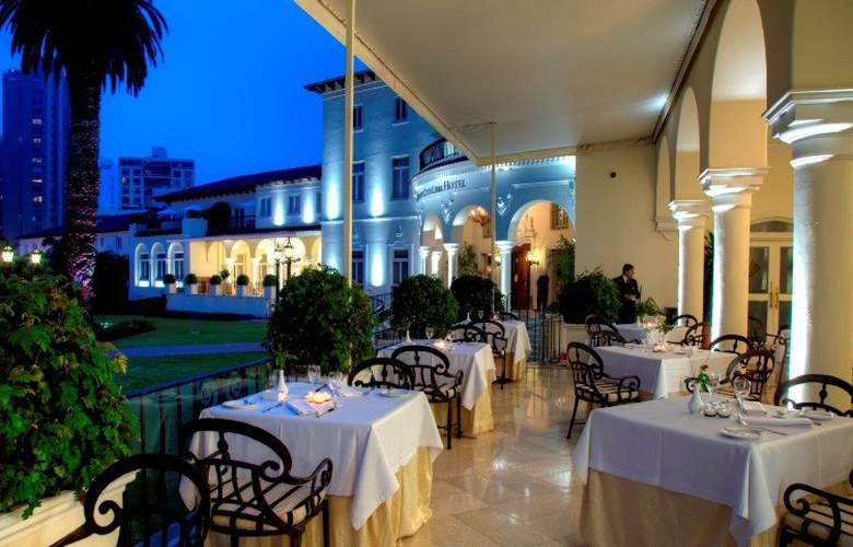 Country Club Lima - Restaurant - 6