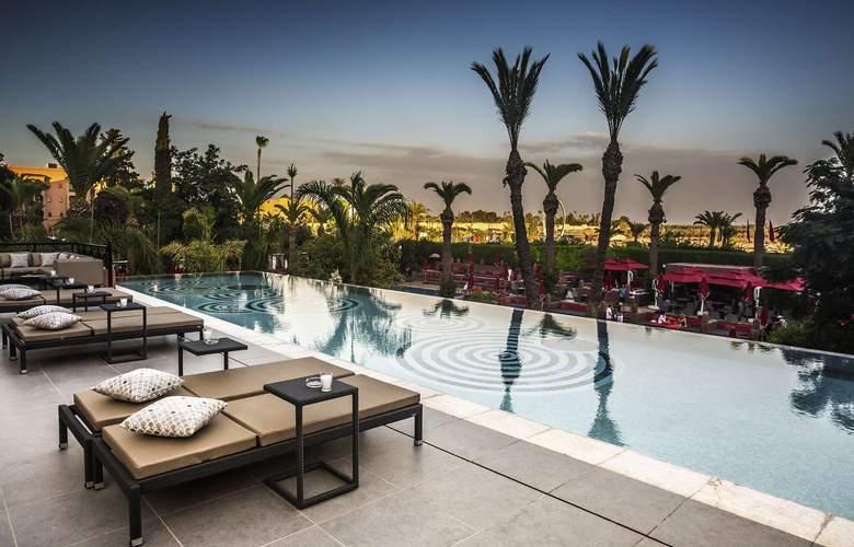 Sofitel Marrakech Lounge and Spa - Hotel - 0