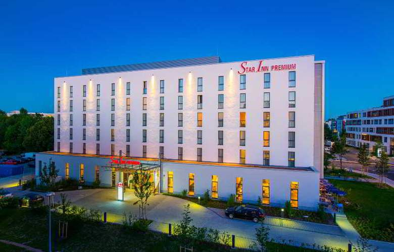 Star Inn Hotel Premium Munchen Domagkstrasse - Hotel - 7