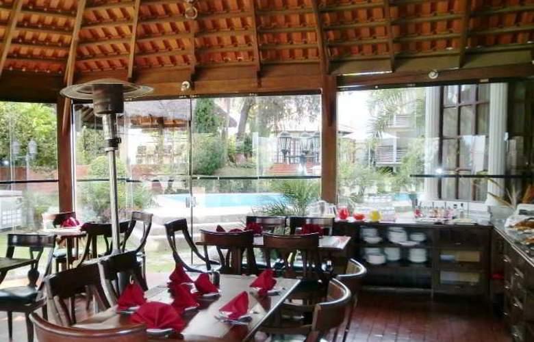 Hotel La Colonia - Restaurant - 3