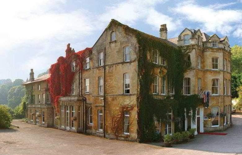 Best Western Limpley Stoke - Hotel - 11