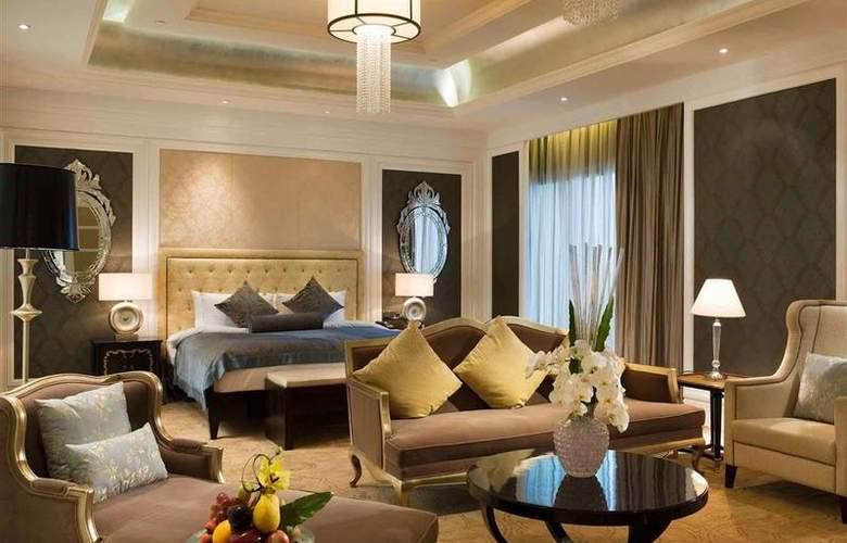 Sofitel Shanghai Sheshan Oriental - Room - 66
