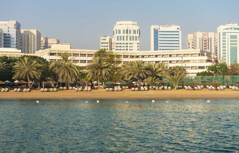 Le Meridien Abu Dhabi - Beach - 36