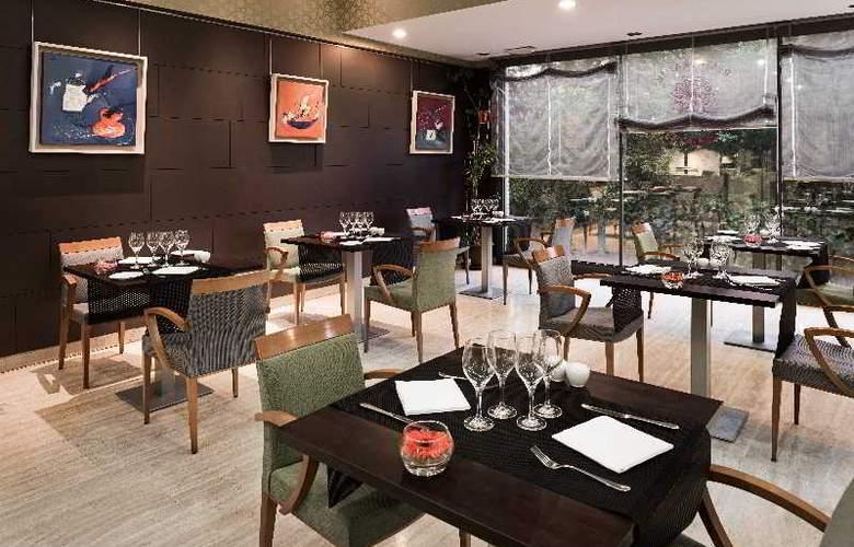 NH Ciudad de Valladolid - Restaurant - 14
