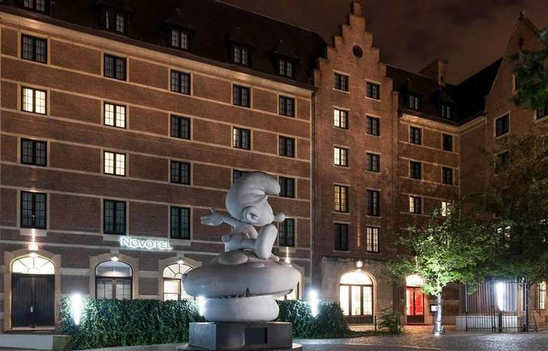 Novotel Brussels Off Grand Place - Hotel - 0