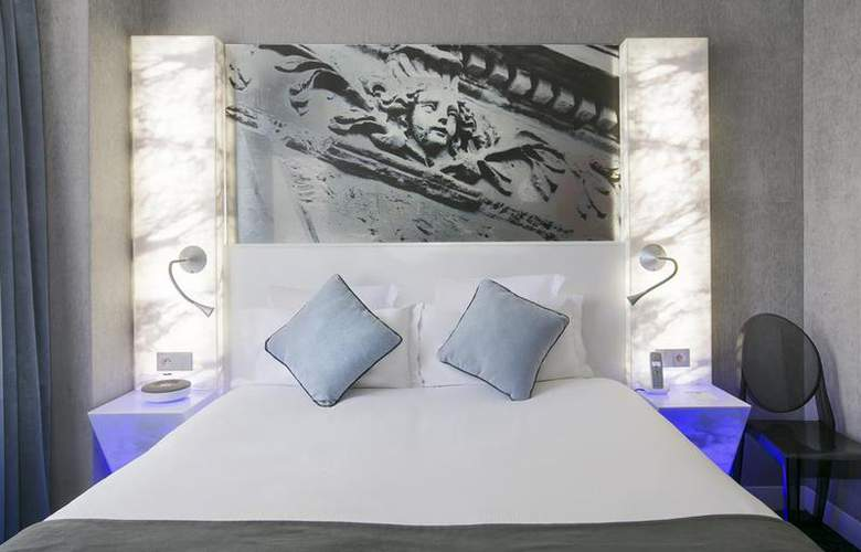Best Western Premier Marais Grands Boulevards - Room - 17