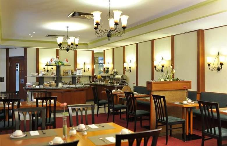 Best Western Hotel Excelsior - Restaurant - 33