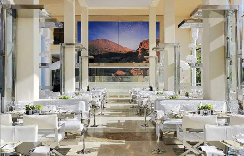 Gran Meliá Palacio de Isora - Restaurant - 39