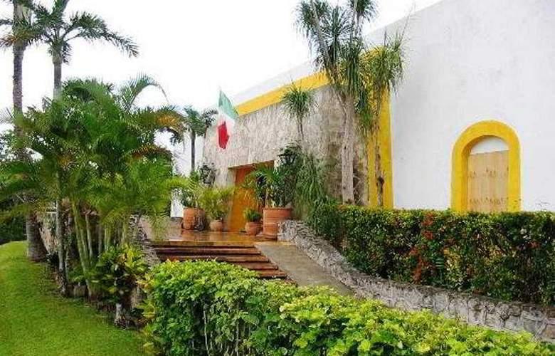 Villas Arqueologicas Coba - Hotel - 0
