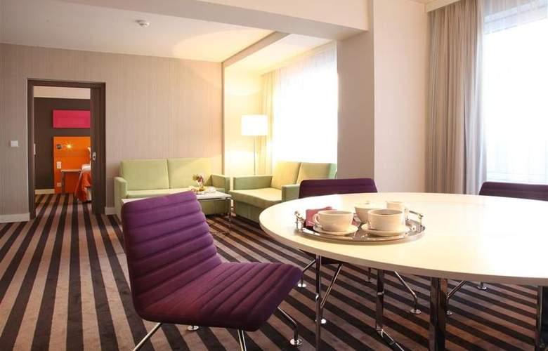 Park Inn by Radisson Katowice - Room - 12