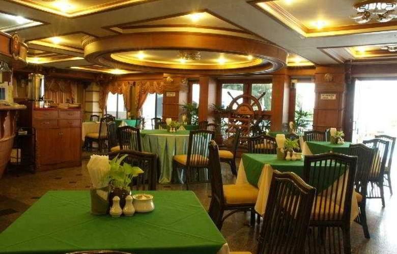 Hua Hin Bluewave - Restaurant - 11